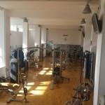Sala pesi Corpus 2 Ancona