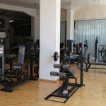 sala pesi centri fitness Corpus 3 Ancona